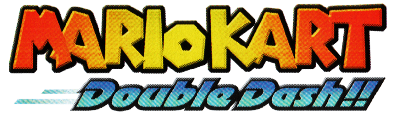 Mario kart double dash png. Image beta logo by