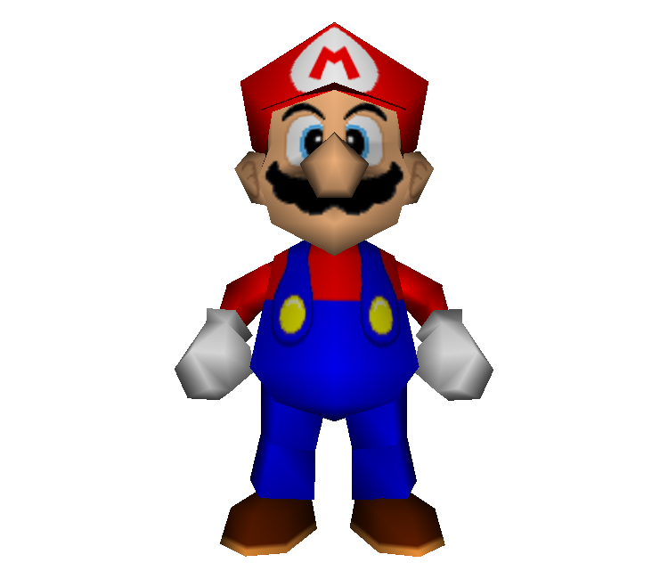 Mario party 2 png. Nintendo the models resource