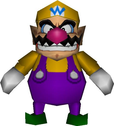 Mario party 2 png. Download zip archive wario
