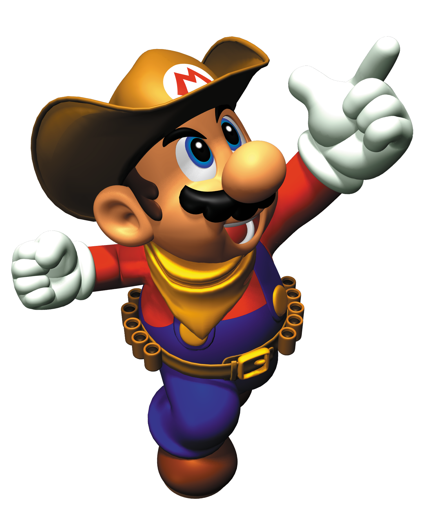 Mario party 2 png. Image cowboy artwork ememies
