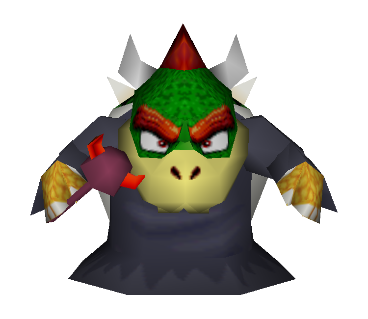 Mario party 2 png. Nintendo bowser horror land