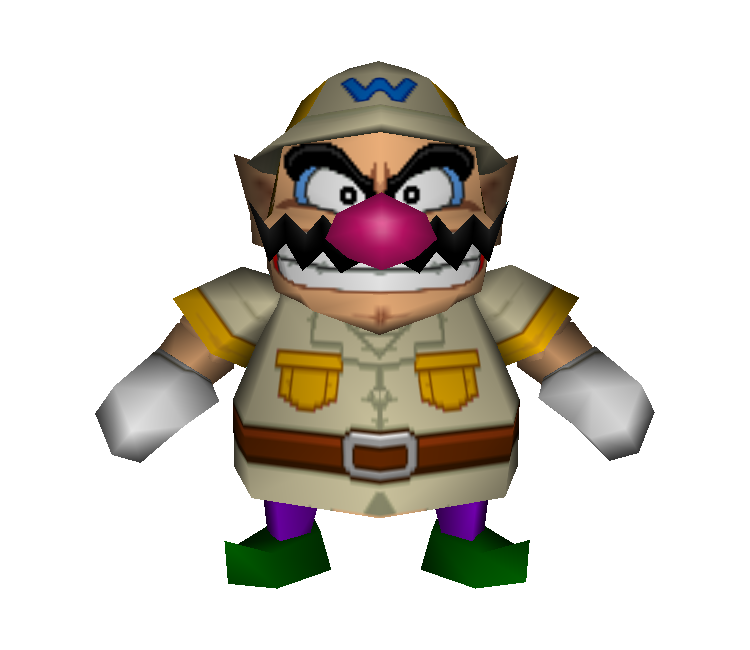 Mario party 2 png. Nintendo wario mystery land