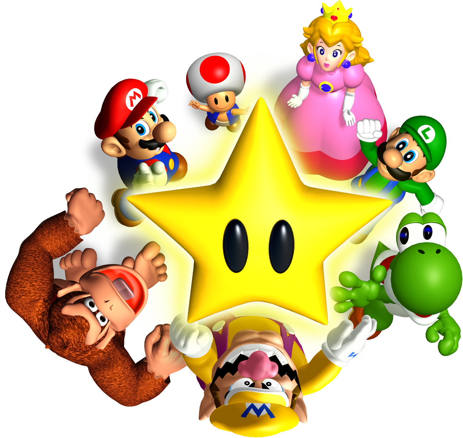 Mario party 2 png. Image cast wiki fandom