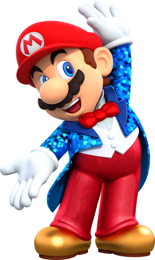 Mario party png. Image the top artwork