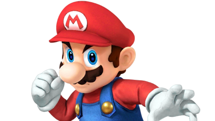 Mario smash 4 png. Why is the character
