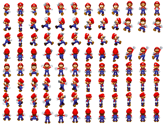Mario sprite png. Rpg maker sprites by