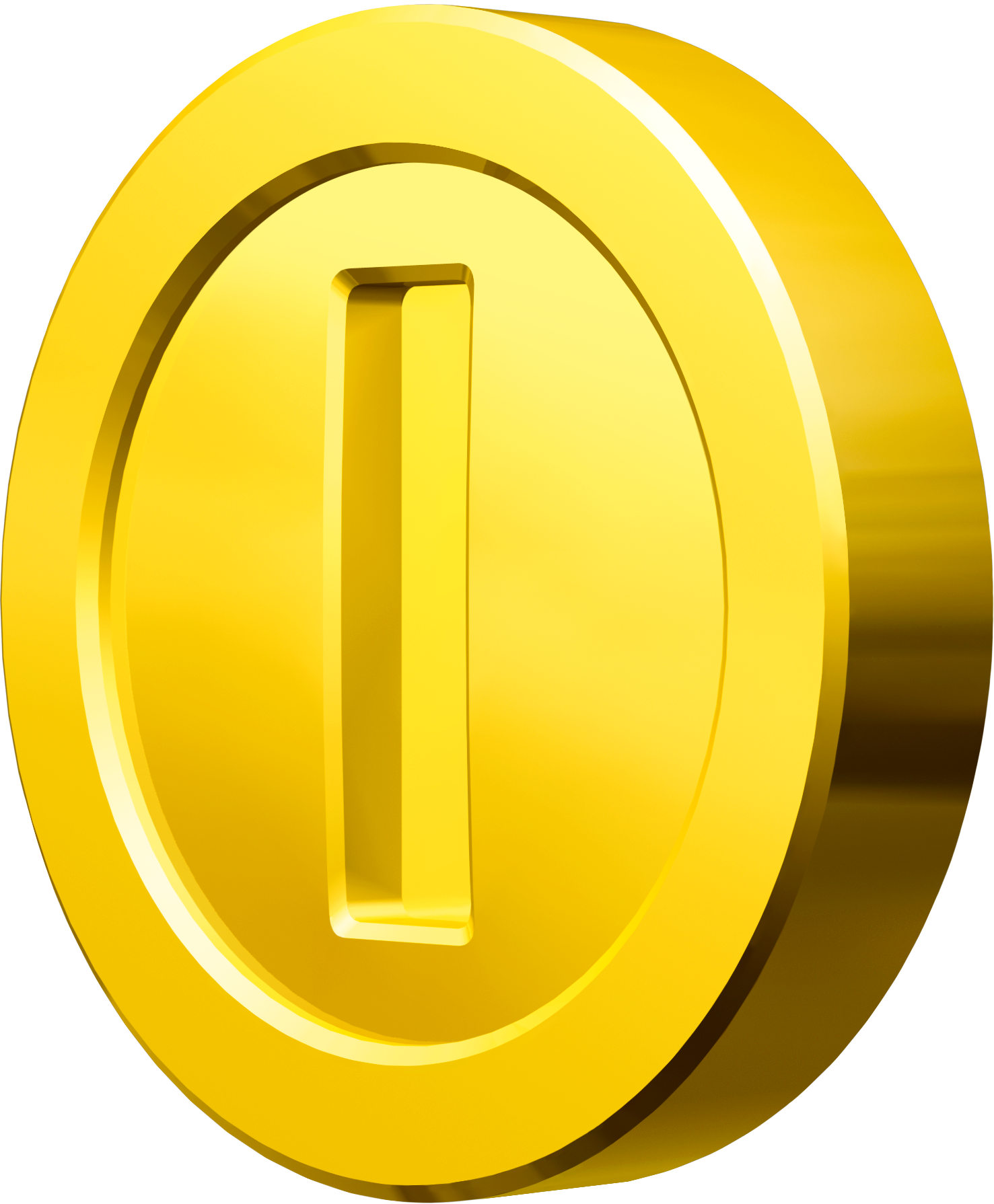 Super mario coin png
