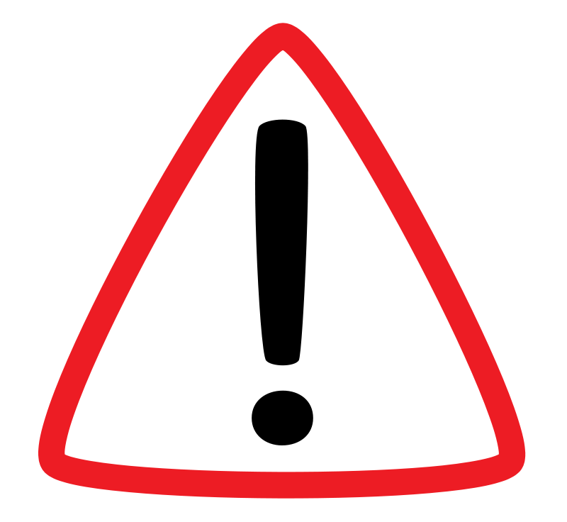 note clipart exclamation