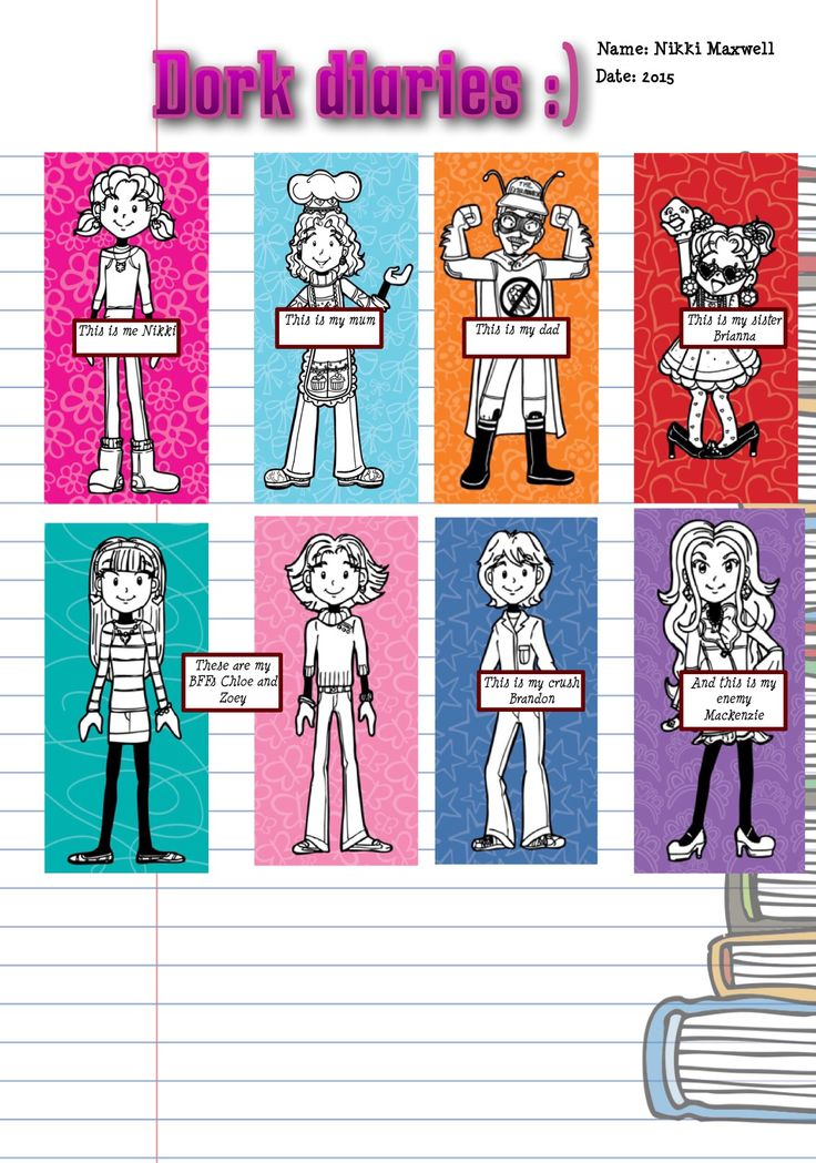 best dork diaries. Mark your clipart diary clip free library