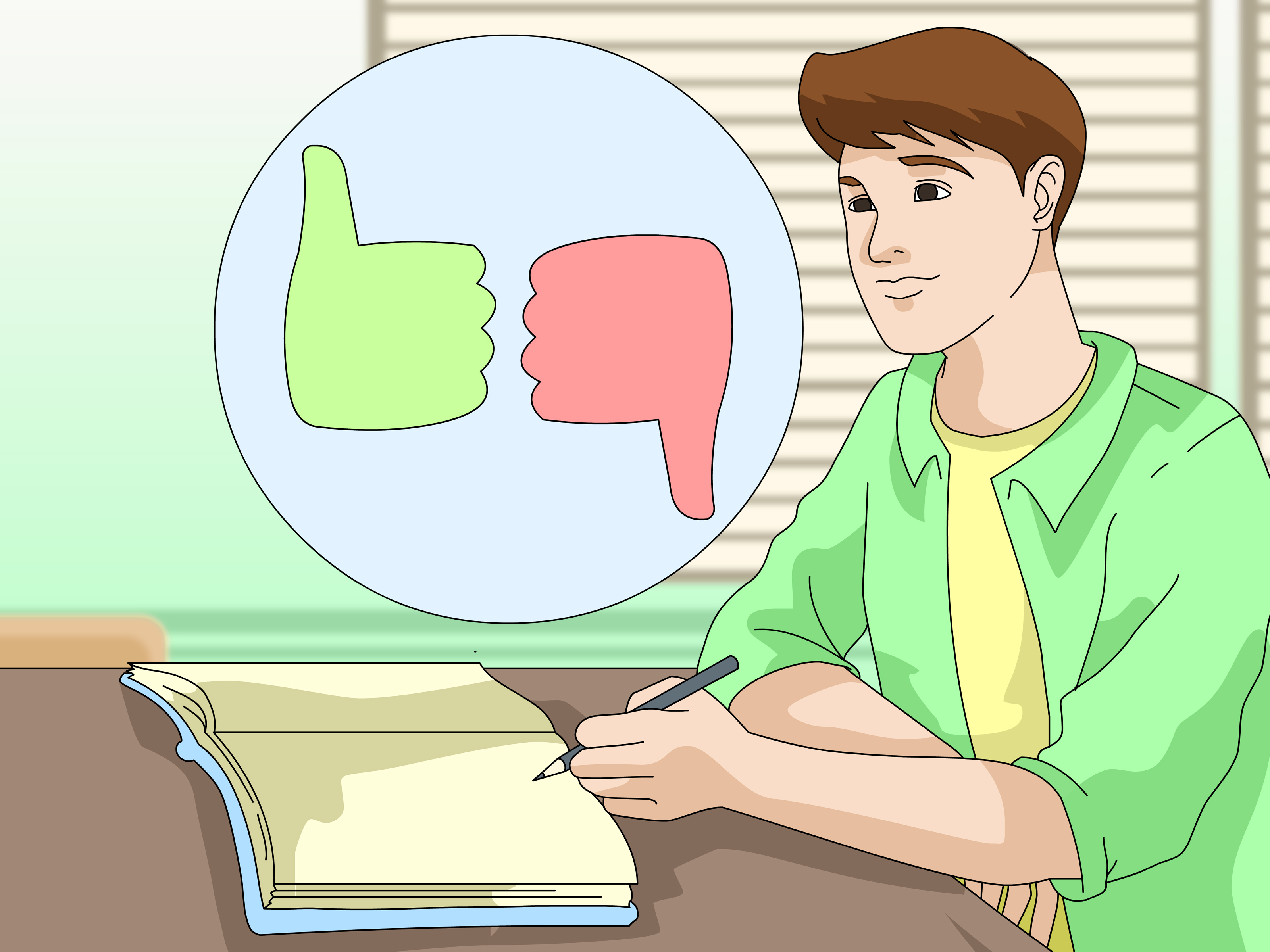 Mark your clipart diary. How to fill the