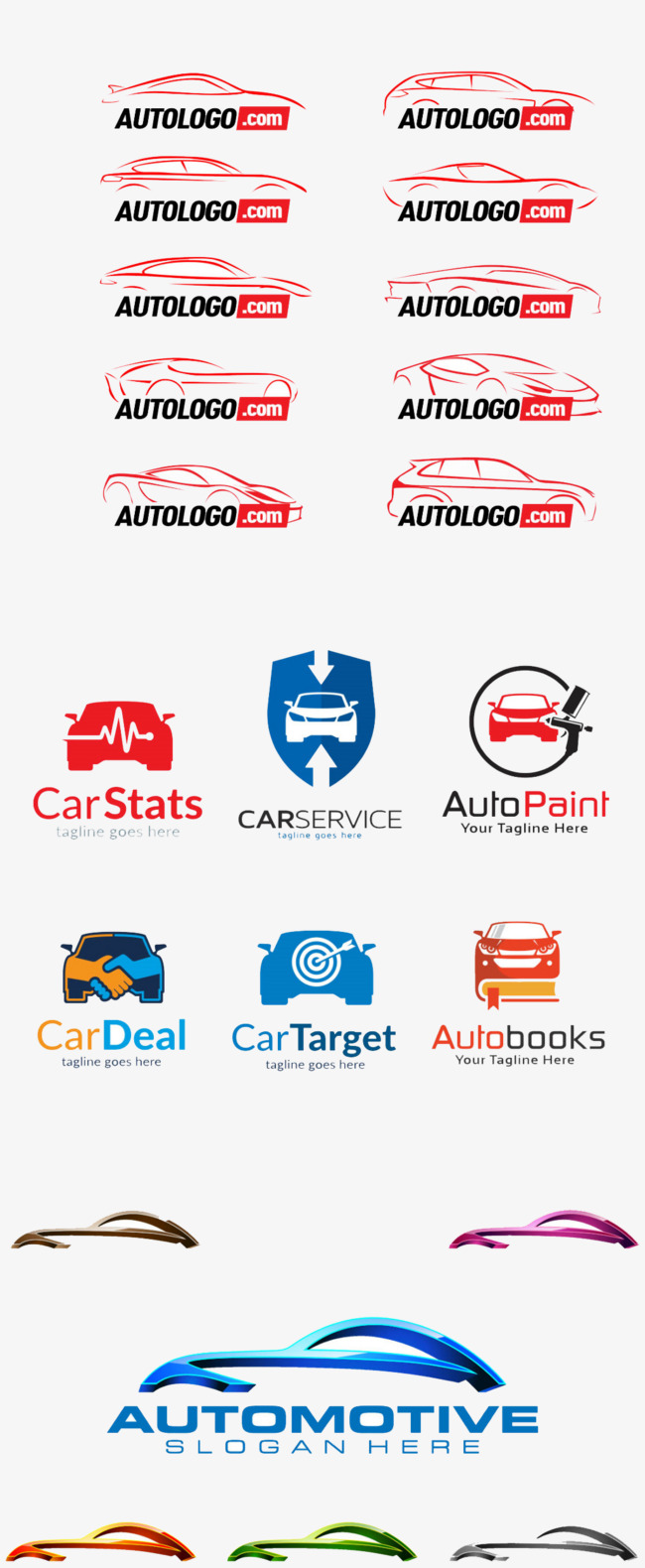 Cars logo line png. Mark your clipart update image black and white library