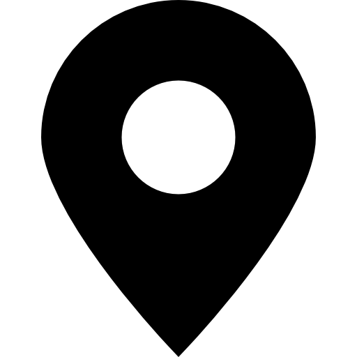 Marker vector road map. Locator icons free download