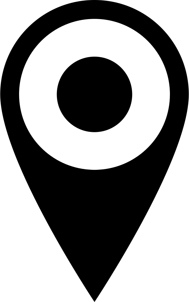 Marker vector unitology. Map location pin svg