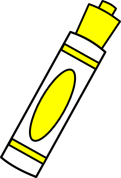 Markers clipart. Marker at getdrawings com