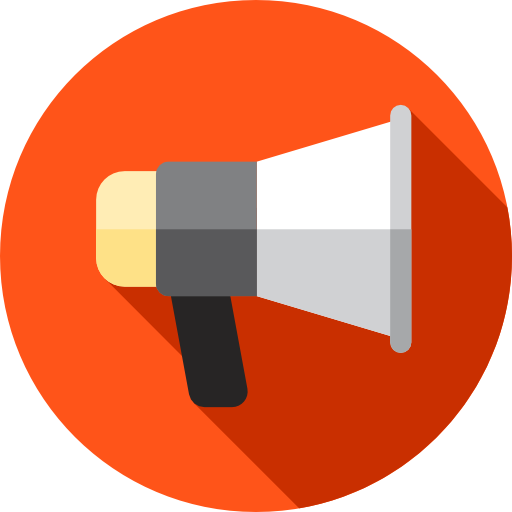 Marketing icon png. Megaphone free icons