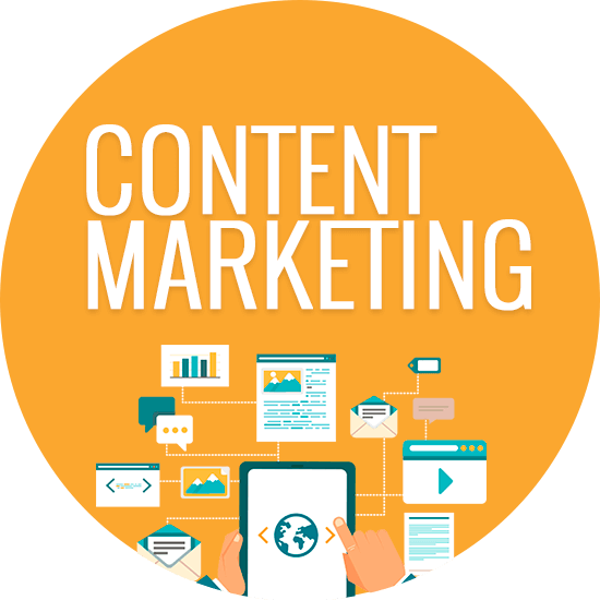 Marketing transparent content. See all modules the