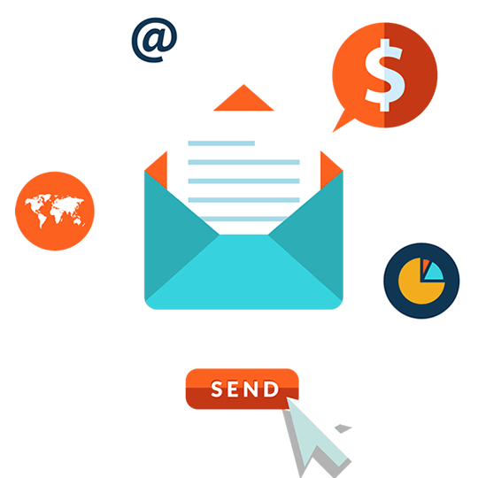 Marketing transparent mail. Best agency for e