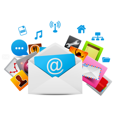 Marketing transparent mail. Email company in india