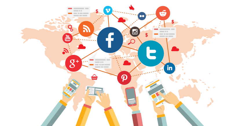 Marketing transparent social networking. Laws of media