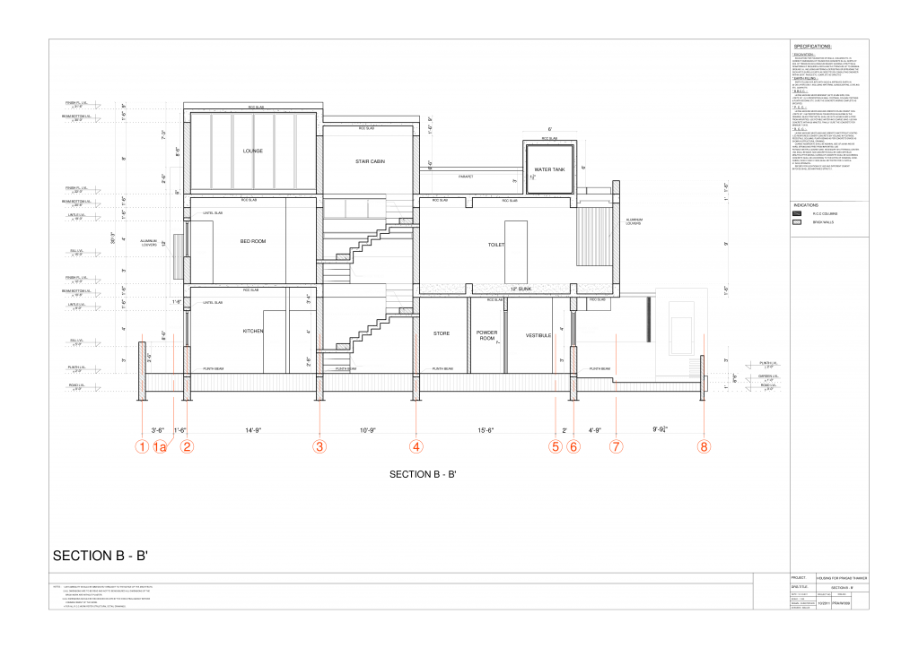 Marketplace drawing architectural. A for interior designers