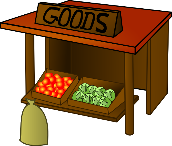 Marketplace drawing clipart. Free market panda images