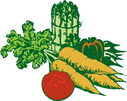 Marketplace drawing clipart. Signage farmers market advertising