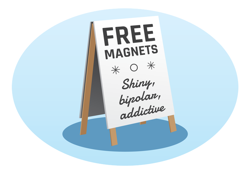Marketplace drawing competition. Free magnets directory neoballs