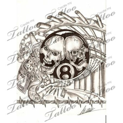 Marketplace drawing sketches. Tattoo play know pay