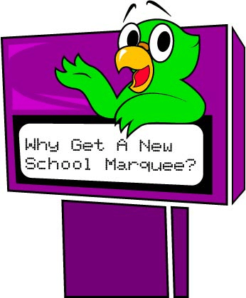 Why get a new. Marquee clipart school marquee picture library download