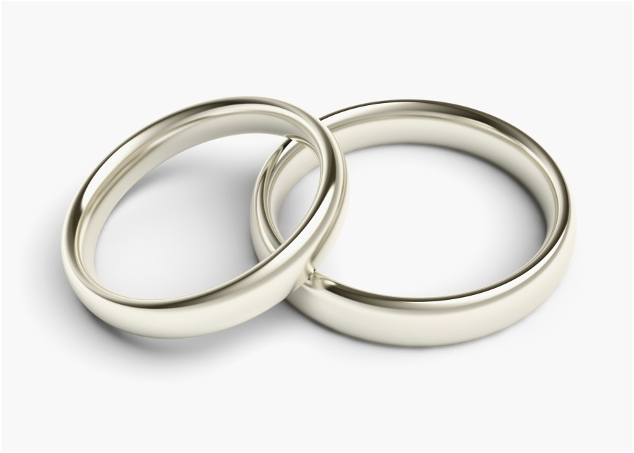 Marriage clipart linked ring. Wedding rings decor ideas