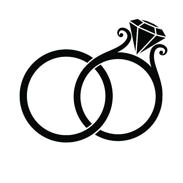Marriage clipart linked ring. The top best blogs