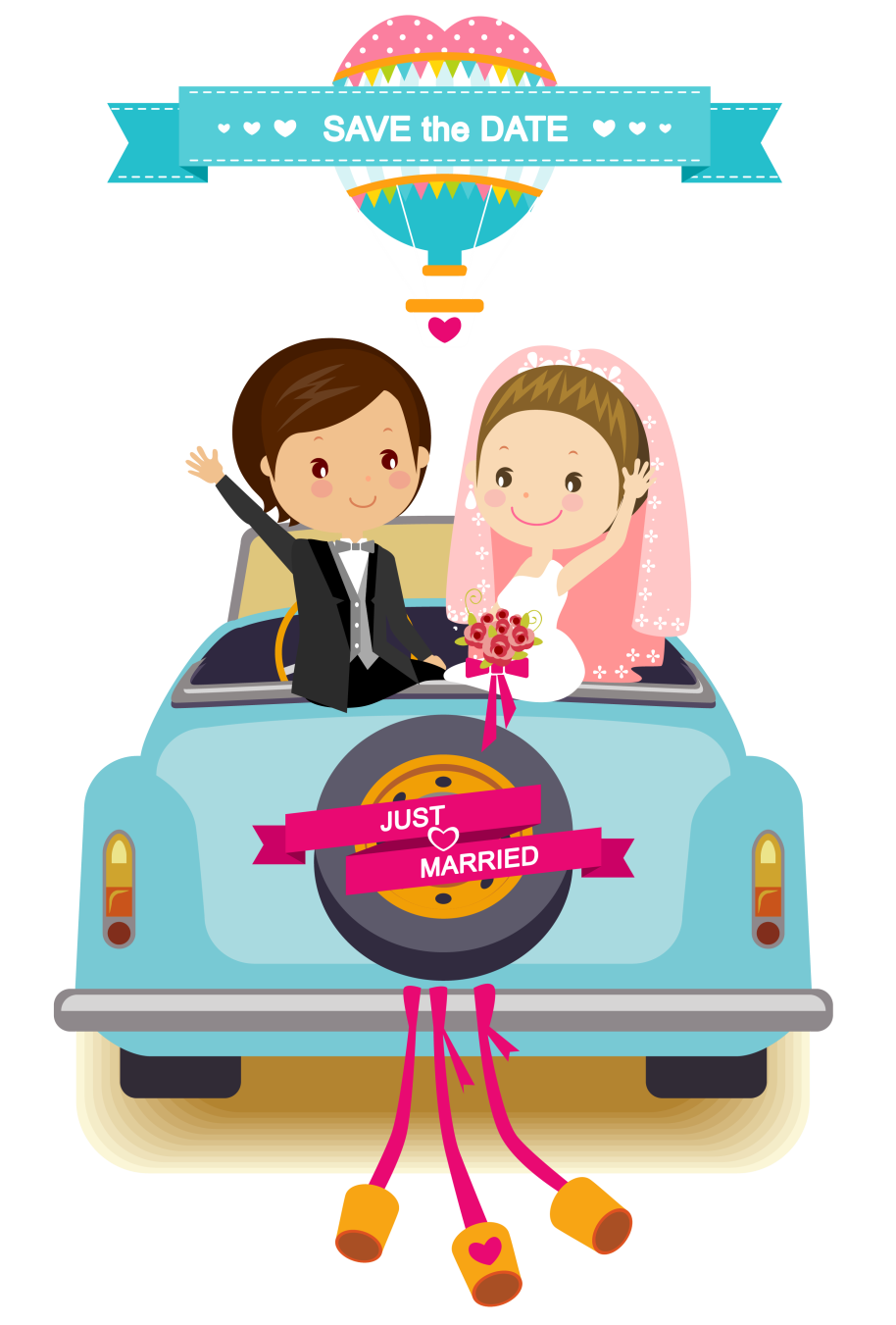 Ganesh vector wedding card. Online invitation video for