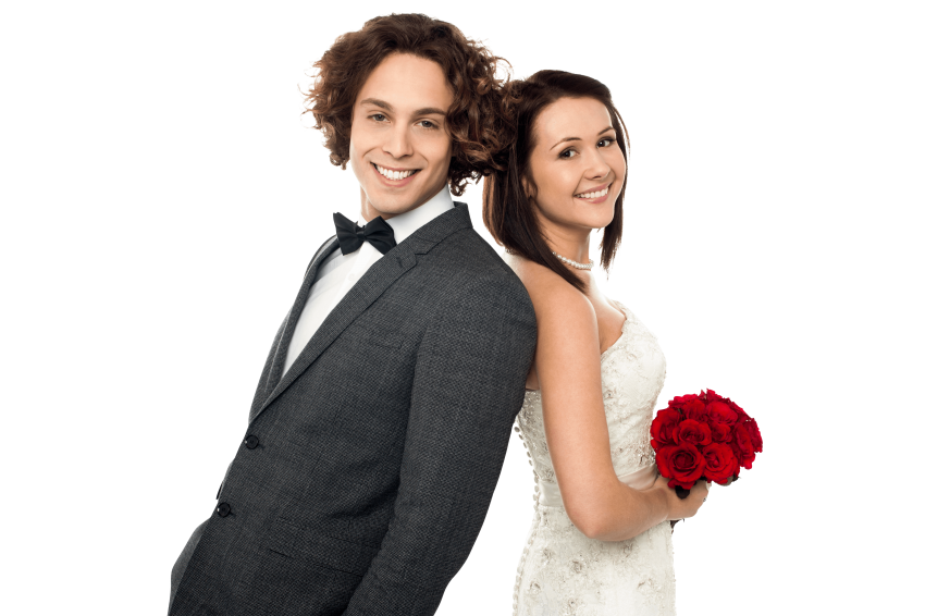 Married couple png. Wedding free images toppng