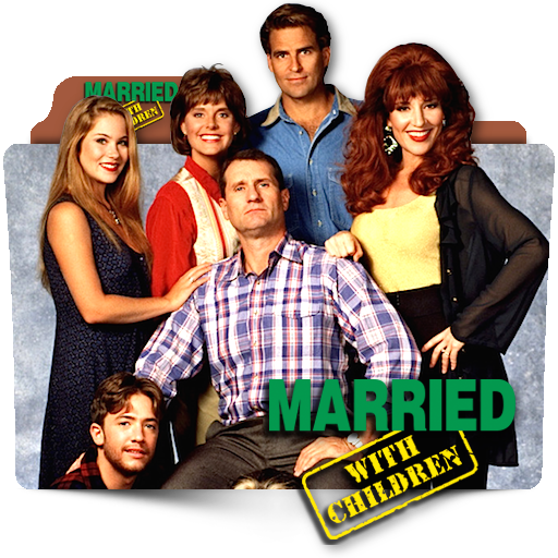 Married with children png. Tv folder icon by