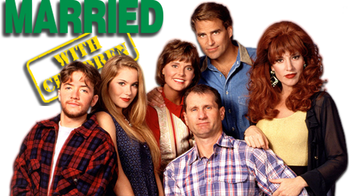 Married with children png. The s you can