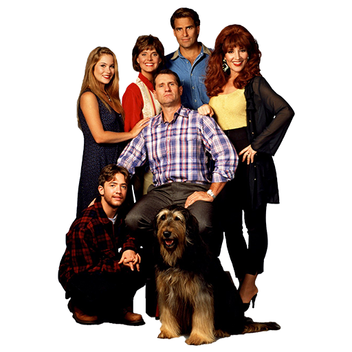 Married with children png. Tv fanart character