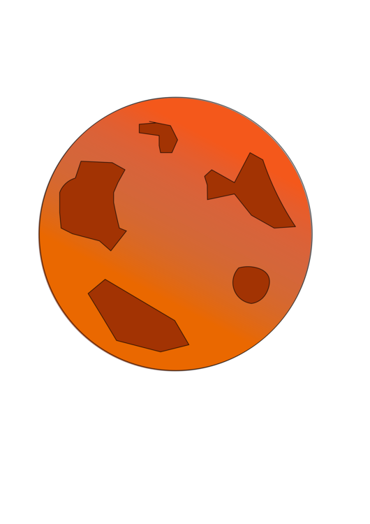 Mars clipart icon. Computer icons paper clip