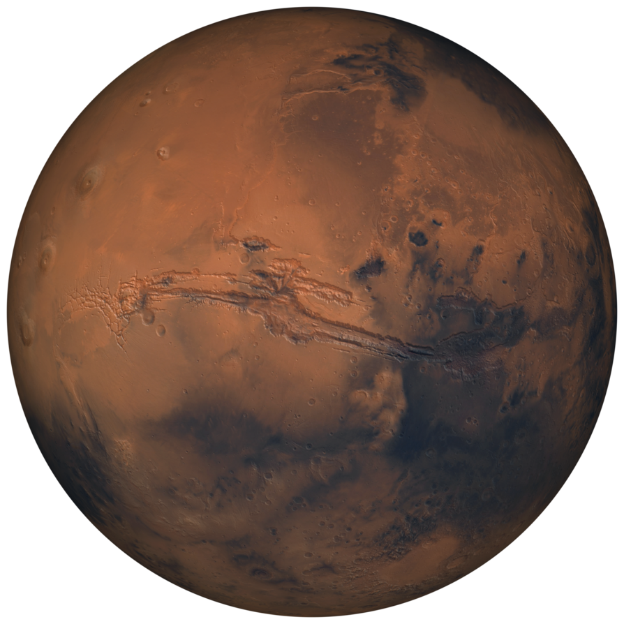 Mars png. K stock of by