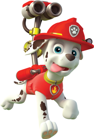 Marshall from paw patrol png. Images in collection page