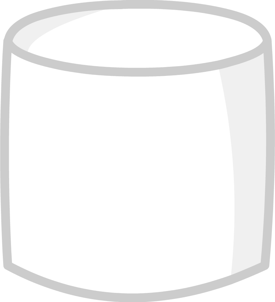 Marshmallow png. Image inanimate insanity assets