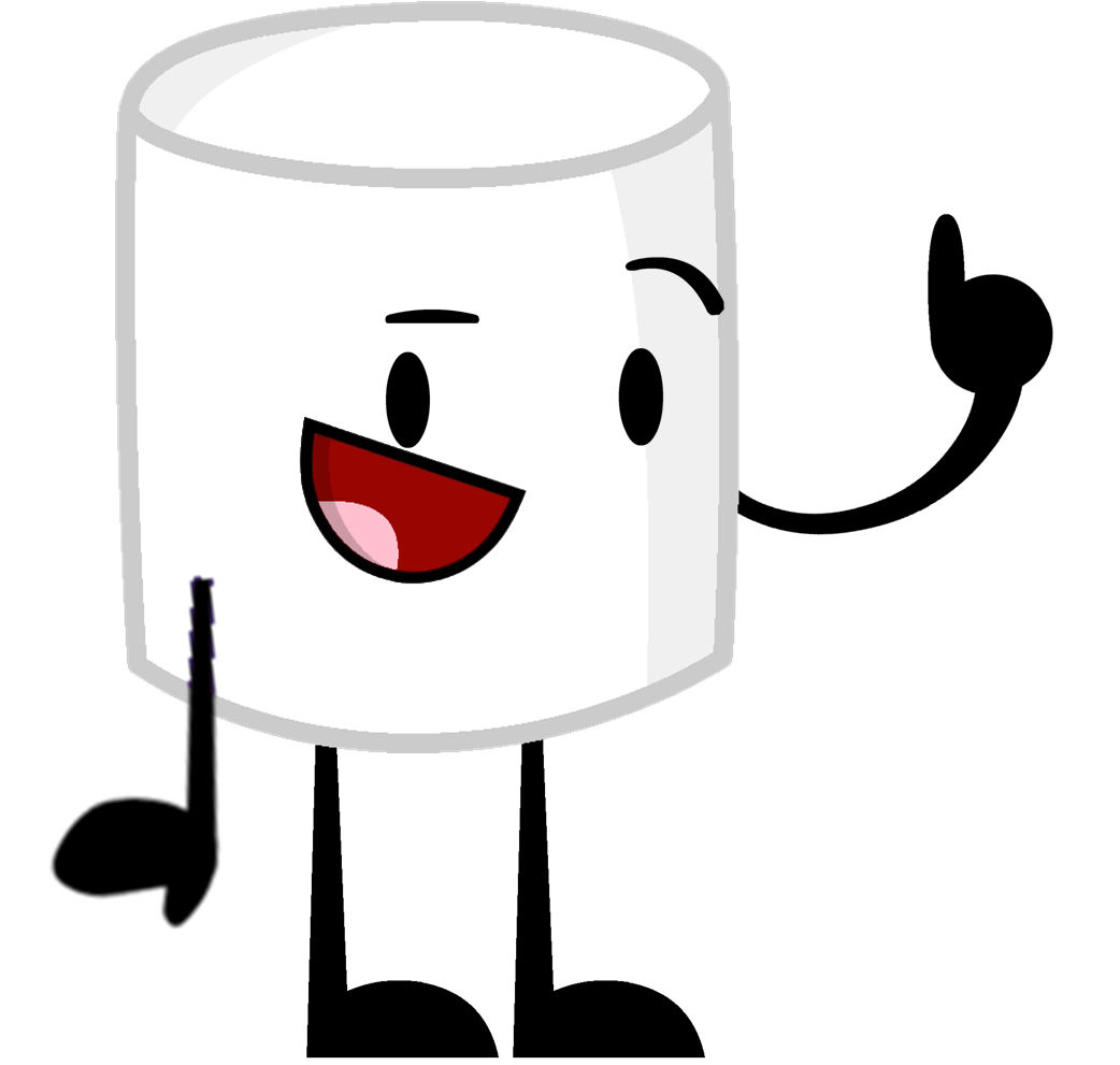 Marshmallow png. Image new pose object