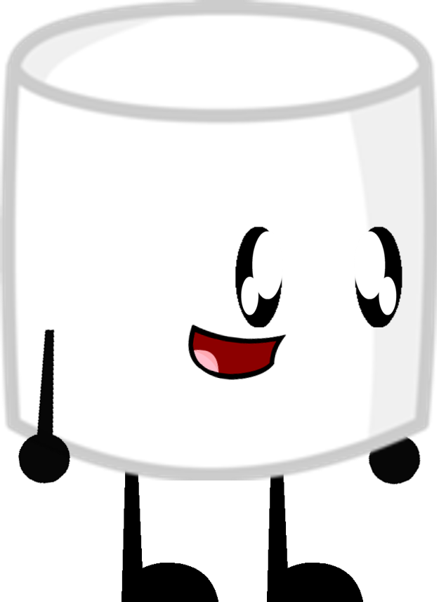 Marshmallow png. Image pose magic object