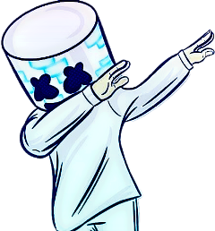 Marshmello dj png. Popular and trending stickers