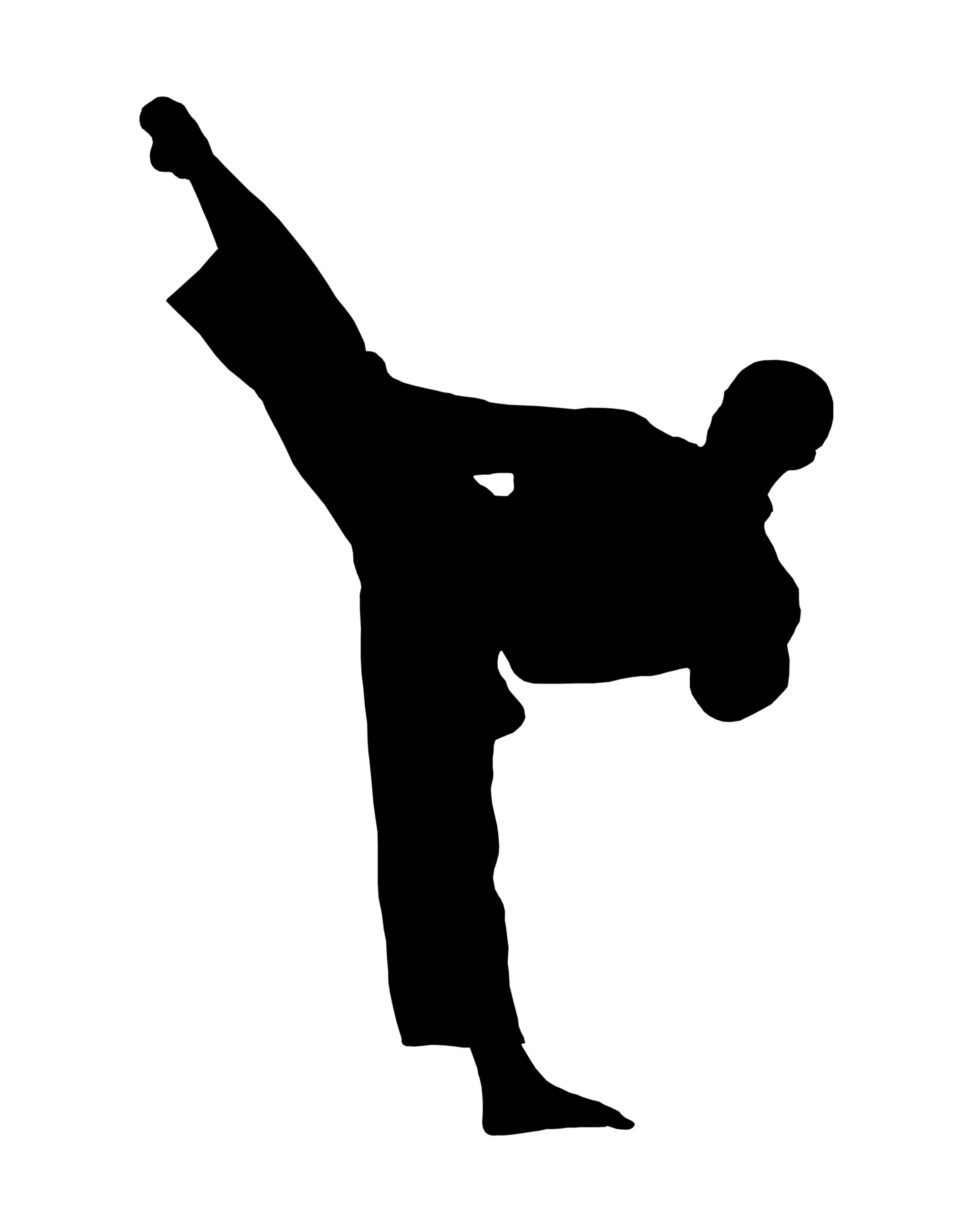 Martial arts clipart. Are my life besides
