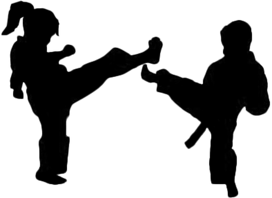 Martial arts clipart black and white. Daddy me workshop institute