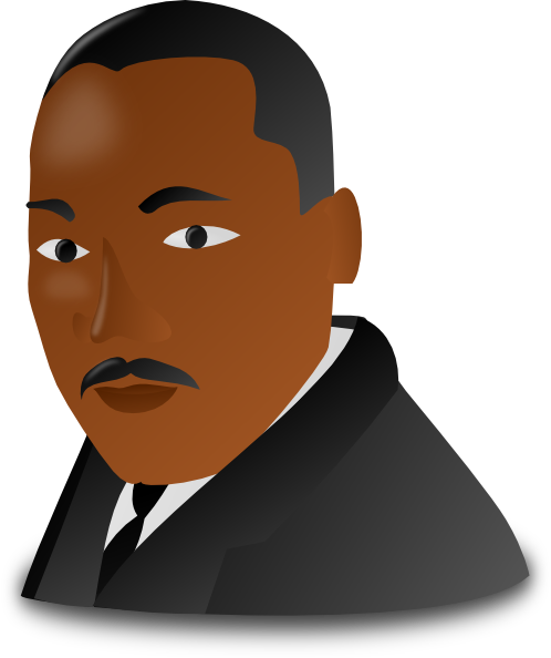 Martin luther clipart. King cartoon