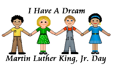 martin luther jr clipart