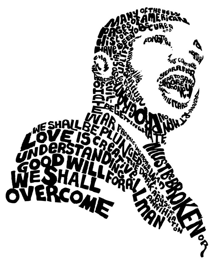 King spelling list for. Martin luther jr clipart picture black and white