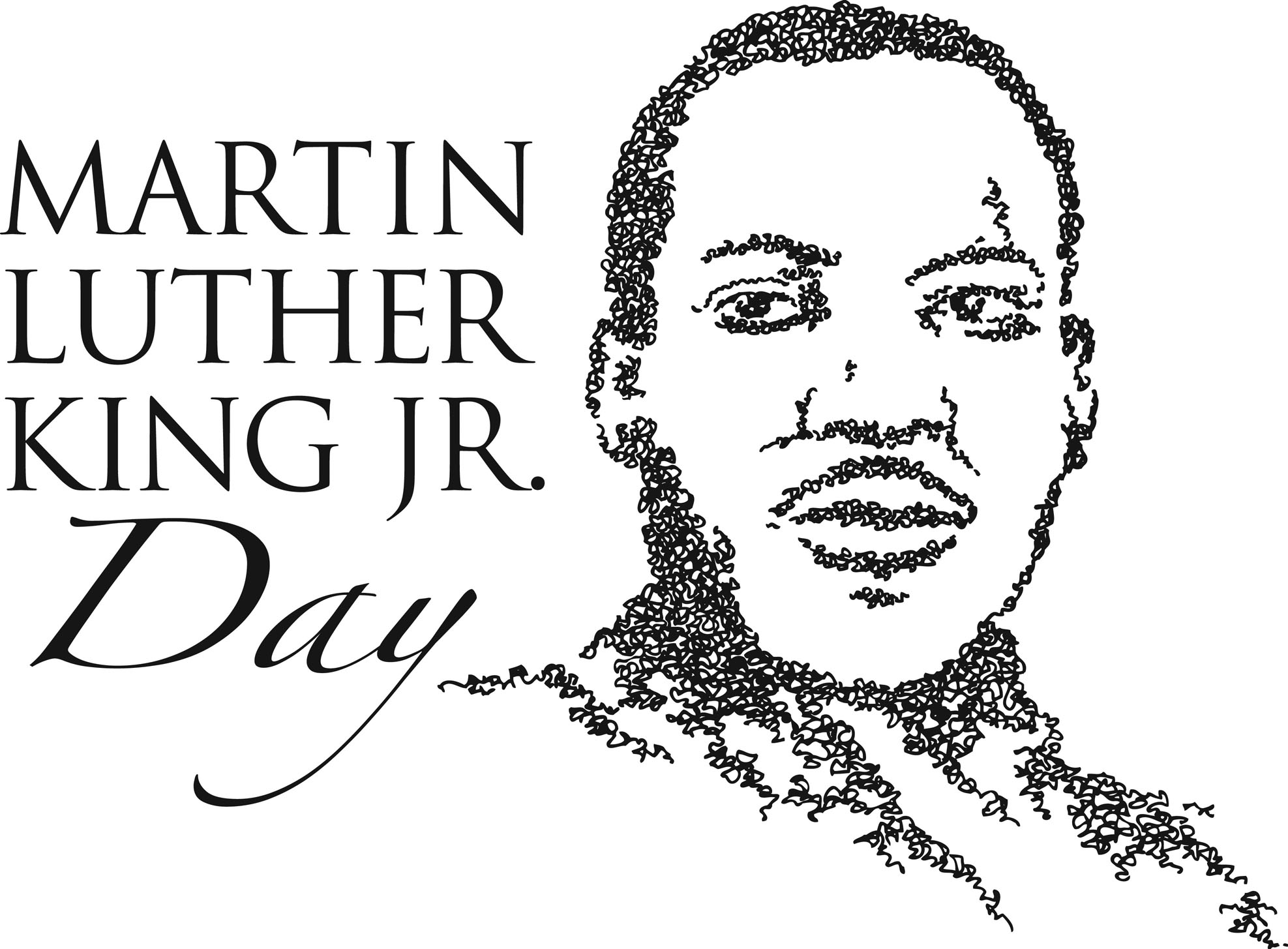 Fresh king design digital. Martin luther jr clipart png freeuse library