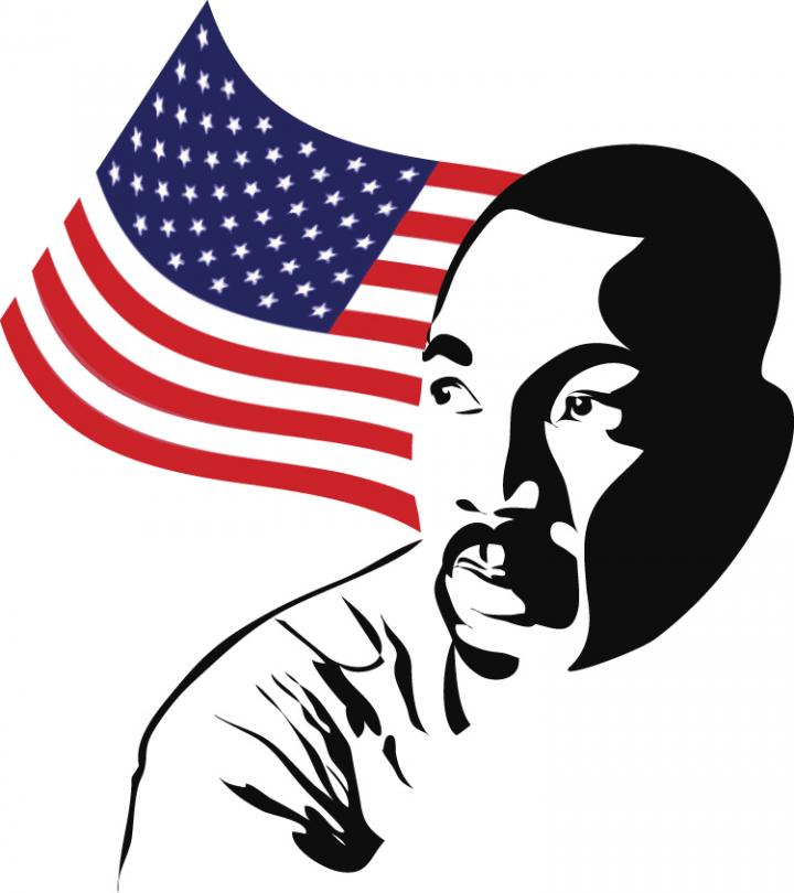 When is martin luther. Mlk clipart word clip art library